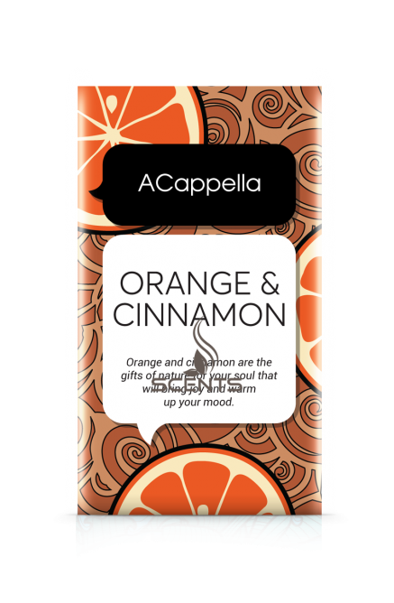 Саше для дома Acappella Апельсин в Корице ORANGE CINNAMON